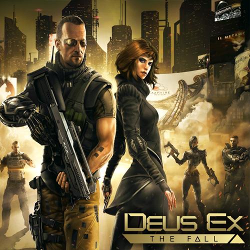 Deus Ex The Fall Key Kaufen Preisvergleich