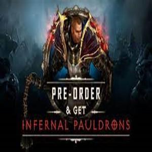 Kaufe Diablo 3 Infernal Pauldrons Xbox Series Preisvergleich