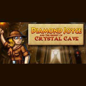 Diamond Joyce and the Secrets of Crystal Cave