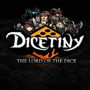 DICETINY The Lord of the Dice Key Kaufen Preisvergleich