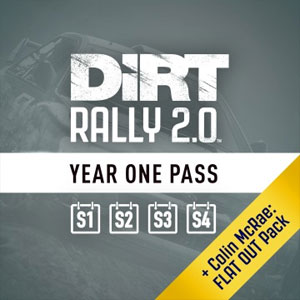 DiRT Rally 2.0 Year One Pass