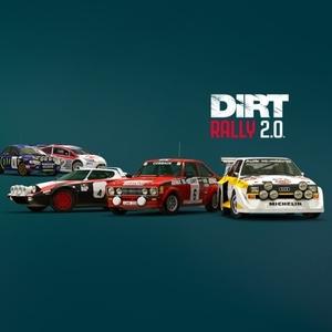 DiRT Rally 2.0 5 Car Variety Pack