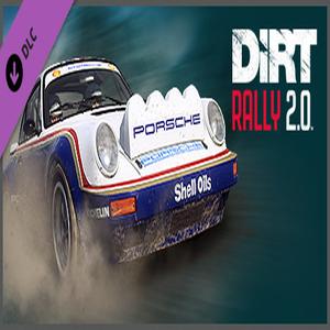 DiRT Rally 2.0 Porsche 911 SC RS