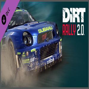 DiRT Rally 2.0 SUBARU Impreza 2001