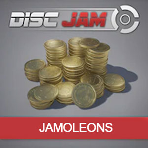 Disc Jam Jamoleons
