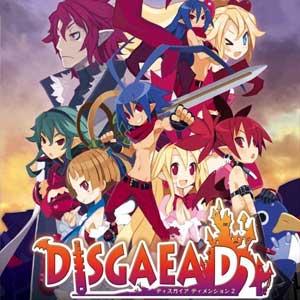 Disgaea D2 A Brighter Darkness PS3 Code Kaufen Preisvergleich