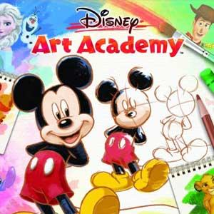 Disney Art Academy Nintendo 3DS Download Code im Preisvergleich kaufen