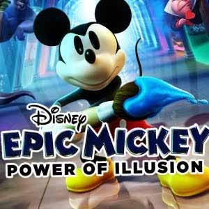 Disney Epic Mickey Power of Illusion Nintendo 3DS Download Code im Preisvergleich kaufen