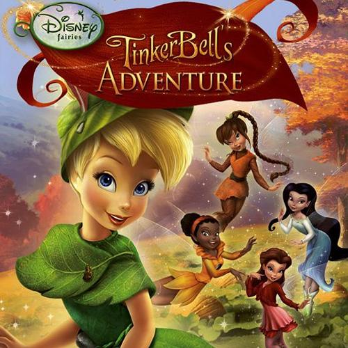 Disney Fairies Tinker Bell's Adventure