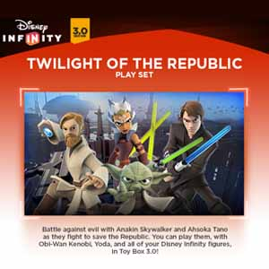 Disney Infinity 3.0 Twilight of the Republic Play Set Key Kaufen Preisvergleich
