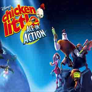 Disney's Chicken Little Ace in Action Key Kaufen Preisvergleich
