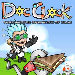 Doc Clock The Toasted Sandwich of Time Key Kaufen Preisvergleich