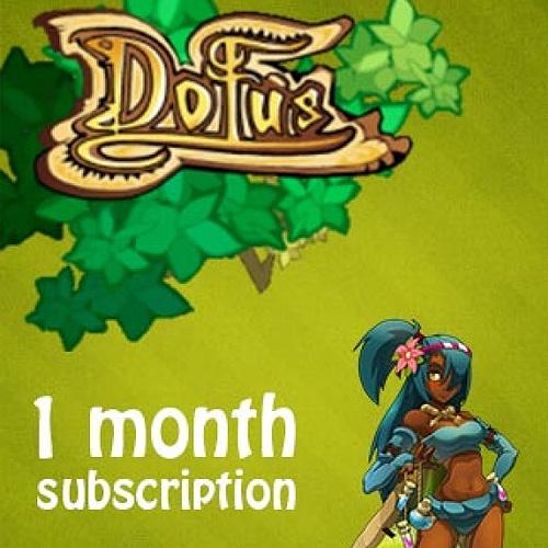 Dofus 1 Monate Subscription Gamecard Code Kaufen Preisvergleich