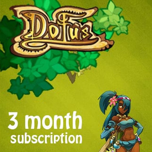 Dofus 3 Monate Subscription Gamecard Code Kaufen Preisvergleich
