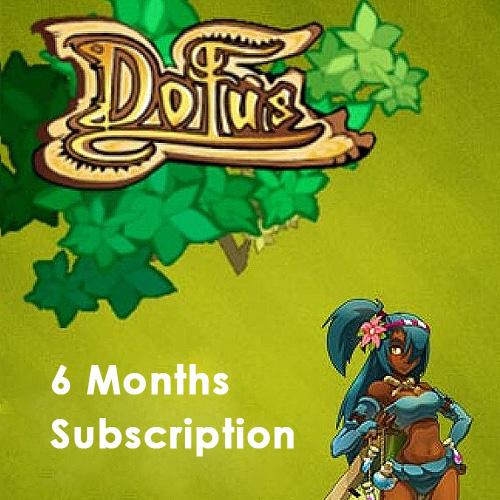 Dofus 6 Monate Subscription Gamecard Code Kaufen Preisvergleich