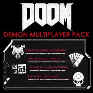 DOOM Demon Multiplayer Pack DLC Key Kaufen Preisvergleich