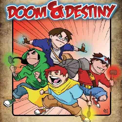 Doom & Destiny Key Kaufen Preisvergleich
