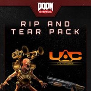 DOOM Eternal Rip and Tear Pack Key Kaufen Preisvergleich