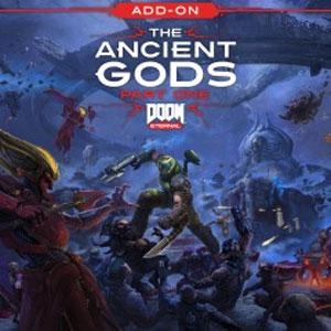 Kaufe DOOM Eternal The Ancient Gods Part One PS4 Preisvergleich