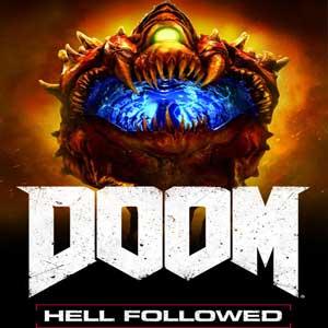 DOOM Hell Followed Key Kaufen Preisvergleich