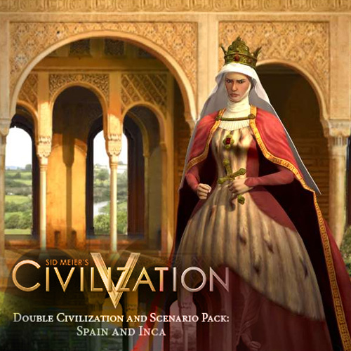 Double Civilization and Scenario Pack Spain and Inca