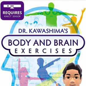 Dr Kawashimas Body and Brain Exercises Game Xbox 360 Code Kaufen Preisvergleich