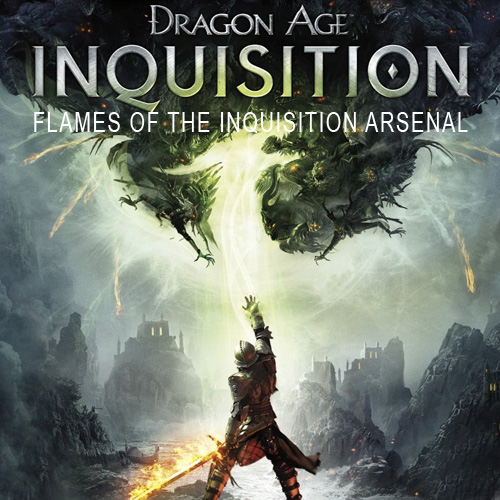 Dragon Age Inquisition Flames of the Inquisition Arsenal PS4 Code Kaufen Preisvergleich