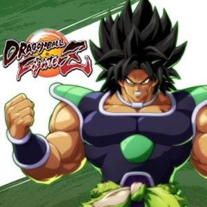 Kaufe DRAGON BALL FIGHTERZ Broly DBS PS4 Preisvergleich