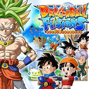 Buy Dragon Ball Fusions 3DS Download Code Compare Prices