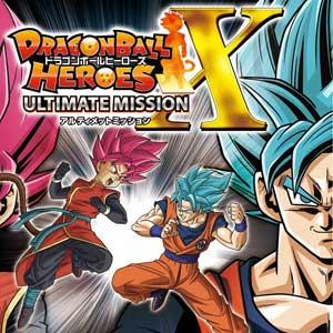 Dragon Ball Heroes Ultimate Mission X Nintendo 3DS Download Code im Preisvergleich kaufen