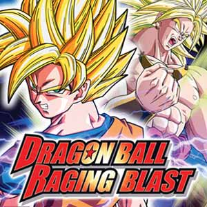 Buy Dragon Ball Raging Blast PS3 Game Code Compare Prices
