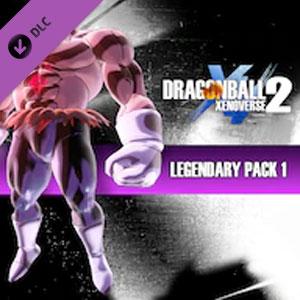 Kaufe DRAGON BALL XENOVERSE 2 Legendary Pack 1 Nintendo Switch Preisvergleich