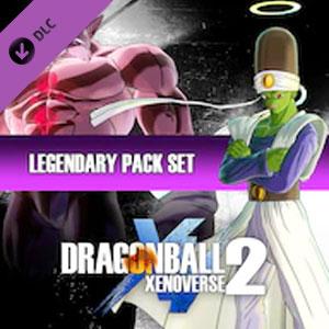 Kaufe DRAGON BALL XENOVERSE 2 Legendary Pack Set Xbox Series Preisvergleich