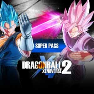 DRAGON BALL XENOVERSE 2 Super Pass