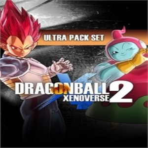 DRAGON BALL XENOVERSE 2 Ultra Pack Set