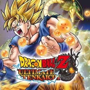Buy Dragon Ball Z Ultimate Tenkaichi PS3 Game Code Compare Prices