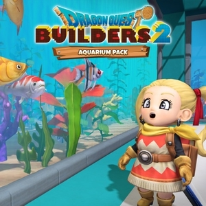 DRAGON QUEST BUILDERS 2 Aquarium Pack