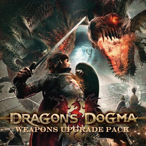 Dragons Dogma Weapons Upgrade Pack Xbox 360 Code Kaufen Preisvergleich