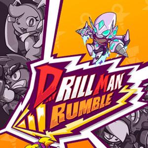 Drill Man Rumble