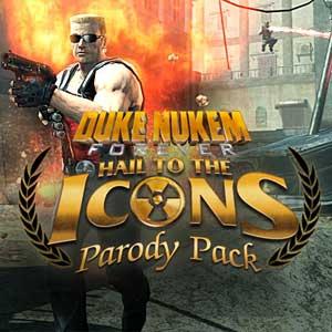 Duke Nukem Forever Hail to the Icons Parody Pack