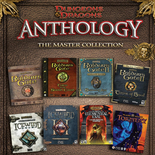 Dungeons & Dragons Anthology The Master Collection Key Kaufen Preisvergleich