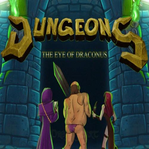 Dungeons The Eye of Draconus Key Kaufen Preisvergleich