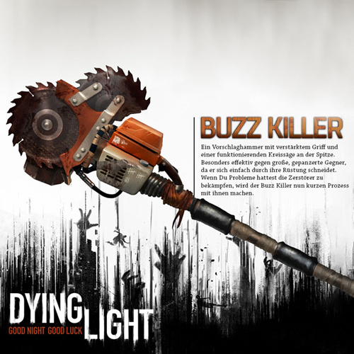 Dying Light Buzz Killer Weapon Pack Key Kaufen Preisvergleich