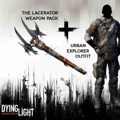 Dying Light Lacerator and Urban Explorer Outfit Key Kaufen Preisvergleich