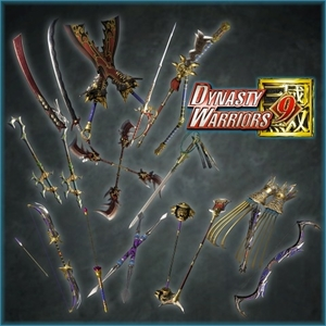 DYNASTY WARRIORS 9 Additional Weapons Set