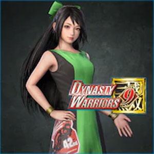 DYNASTY WARRIORS 9 Guan Yinping Race Queen Costume