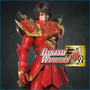 DYNASTY WARRIORS 9 Lu Xun Knight Costume