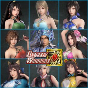 DYNASTY WARRIORS 9 Special Costume Set