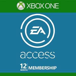 EA Access 12 Monate Subscription Xbox One Code Kaufen Preisvergleich