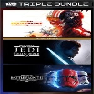 Kaufe EA STAR WARS TRIPLE BUNDLE Xbox Series Preisvergleich